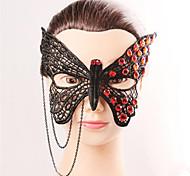 Damen Spitzen Kopfschmuck-Besondere Anlässe Masken 1 Stück