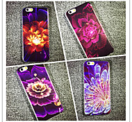 MAYCARI® Fantastic Flowers Transparent Soft TPU Back Case for iPhone 6/iphone 6S(Assorted Color)