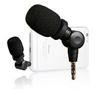 saramonic micrófono flexibles imic con alta sensibilidad para apple ipad, iphone 4 5 6 más, ipod touch de Samsung teléfono inteligente