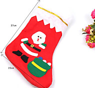 Santa Claus Socks Christmas Gift Socks Christmas Masquerade Party Party Costume Random Color CJCws0041