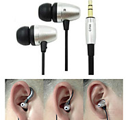 Original AH-C700 HiFi In-ear Headphones Noise Isolation Bass stereo Headset Sport fashion Metal earphones for Samsung S6