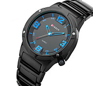 Men's Watches8111 Watches Strip Mens Watches Fashion Waterproof Three-dimensional dial Sports Watches Wrist Watch Cool Watch Unique Watch