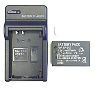 UK / EU 8.4v lp-e12 Home Charger + (1pcs) de batterie pour Canon 100d M EOS m2