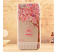 Fairy Tale Bird Cage Hard Back Cover for iPhone 6s / iPhone 6