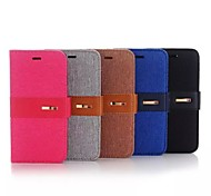 PU Following from the Cowboy Style The Wallet phone sets for iPhone6(Assorted Color)