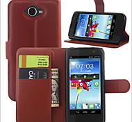 o suporte a cartões de relevo para a protecção de lâmina a ZTE A ZTE ápice 2 telefone móvel