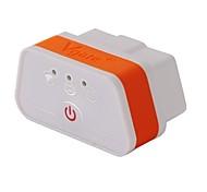 Оригинальный Vgate icar2 WiFi ELM327 OBDII код читателя автомобиля диагностический инструмент для IOS и Android