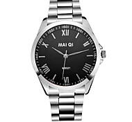 New Arrival Casual Men's Stainless Steel Watch