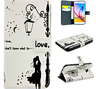 Couple Dandelion Holster for Galaxy S5/S6/S6Edge/S6Edge Plus