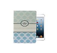 stile etnico con la funzione caso astuto della copertura del popolare e stand per ipad mini 1/2/3 (colori assortiti)