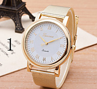 Woman's Watch GENEVA Gold and silver watch