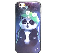 For iPhone 6 Case / iPhone 6 Plus Case LED Flash Lighting / Pattern Case Back Cover Case Animal Soft TPUiPhone 6s Plus/6 Plus / iPhone