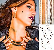 Tatuaggi adesivi - Serie gioielli - Brand New - Neonato / Bambino / Da donna / Girl / Da uomo / Adulto / Boy / Teen - 1 - Modello - di