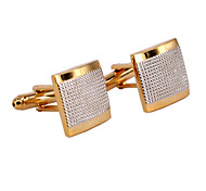 Digital Matrix Design Men's Cufflinks