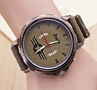 L.WEST Men's Pentagram Outdoor Sports Military Calendar Watches Wrist Watch Cool Watch Unique Watch