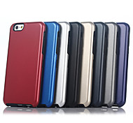 New Style PC Drop Resistance Stent Mobile phone Case for iPhone 6S/6S Assorted Color