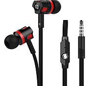 Langston JM26 Earbuds (In Ear)ForMedia Player/Tablet / Mobile Phone / ComputerWithWith Microphone / DJ / Volume Control / FM Radio /