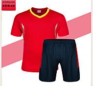 Kleidungs-Sets/AnzügeAtmungsaktiv / Rasche Trocknung / Leichtes Material-Kurze Ärmel- für Herrn-