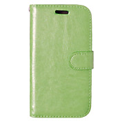 PU Leather + TPU Back Cover Wallet Case Flip Cover Photo Frame Case for Nokia Lumia 630