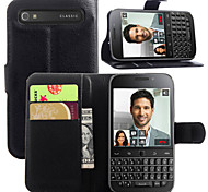 The Embossed Card Support For BlackBerry Protection Blackberry Classic Q20 Mobile Phone
