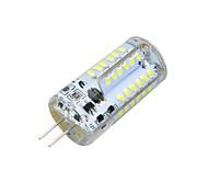 5W G4 Lâmpada de Embutir Encaixe Embutido 57 SMD 3014 400-500 lm Branco Quente / Branco Frio Decorativa DC 12 / AC 12 V 1 pç