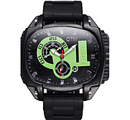Luminous Big Dial Silicone Band Quartz Sports Watch Men Outdoor Fashion Casual Watches Boys Luxury Brand
