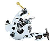 2 pistole kit macchina del tatuaggio aghi di potenza digitale di alimentazione suggerimenti inchiostri set completo per principianti pro
