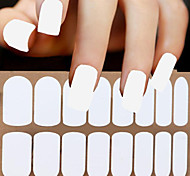 Fashion Manicure Sticker Decal Metal Sticking Manicure Activities Metal Color Nail Sticker Manicure Patch