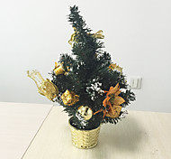Christmas Tree Ornament Flowerpot(Golden)
