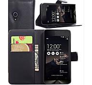 links und rechts, um die Schutzhülse für den Schutz des asus asus zenfone 4 a450cg Handy öffnen