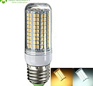 E27 B22 E14 G9 GU10 15W 180 x 2835SMD 1200LM Warm White / Cool White LED  Corn Bulb(220-240V)