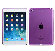 Premium Slim Soft Gel TPU Cover Case for Apple iPad Air2/ipad 6(Assorted Colors)