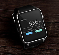 Waterproof Heart Rate Monitor Bluetooth Smart watch GT88 Support SIM Card For IOS Android System Smartphone