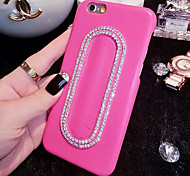 LADY®Elegant/Luxurious Phone Case for iphone 6 plus/6s plus(5.5 inch), Decorated with Diamond,More Colors Available