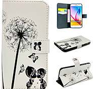 Child dandelion Case for Galaxy S5/S6/S6Edge/S6Edge Plus