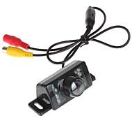 Rear View Camera - Compatibile con qualsiasi modello di auto - CMOS da 1/4 pollici PC1030 - 170° - 380 linee tv disponibili