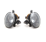 Driving Left Right Front Bumper Lights Fog Lamp For VW JETTA Sportwagen GOLF MK6
