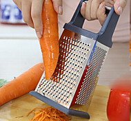 Four Vertical Planing Mill Vegetable Peeler Random Color