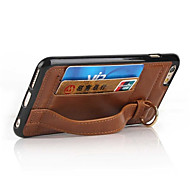 PU Leather Slim Stand Case Cover Wallet Case Classic for Apple iphone6 Plus(Assorted Colors)