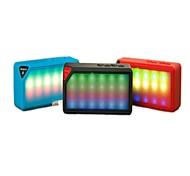 bunte Musik Lampe drahtlose Bluetooth-Lautsprecher hc-X3S schwere Bass mit fm Radio Karten drahtlose Bluetooth-