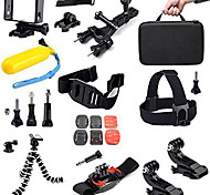 Gopro Accessories Smooth Frame / Protective Case / Monopod / Tripod / Gopro Case/Bags / Screw / Buoy / Straps / Accessory KitAll in One /
