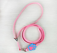 Dog Harnesses Cosplay Red / Black / Pink / Yellow / Purple Nylon