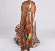 Bohemian Style Women Fashion Feather Hair Bands