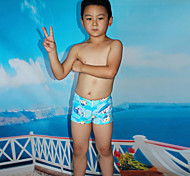 Others Kid's Swimwear Breathable Swimwear Bottoms Adjustable Adjustable Others Lake Blue Free Size
