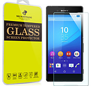 Mr.northjoe® Tempered Glass Film Screen Protector for Sony Xperia Z3+ / Z3 Plus