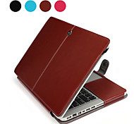 "notebook Asling cuoio dell'unità di elaborazione per Apple MacBook Pro 15.4 ""(colori assortiti)"