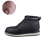 Men's Shoes Office & Career / Athletic / Casual Boots Black / Brown