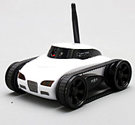 - RC Panzer - 4 Kanäle - iOS / iPhone / iPad / iPod Touch / Android - WHITE