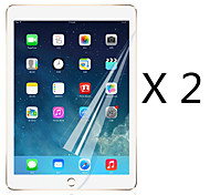 (2 Pcs) High Definition Screen Protector Film for iPad Mini 4