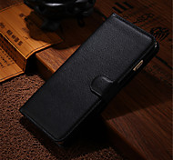 Fashion Leather Dirt-resistant Flip Wallet Cover Case For Apple iPhone 6 Plus/6S Plus Capa Phone Case